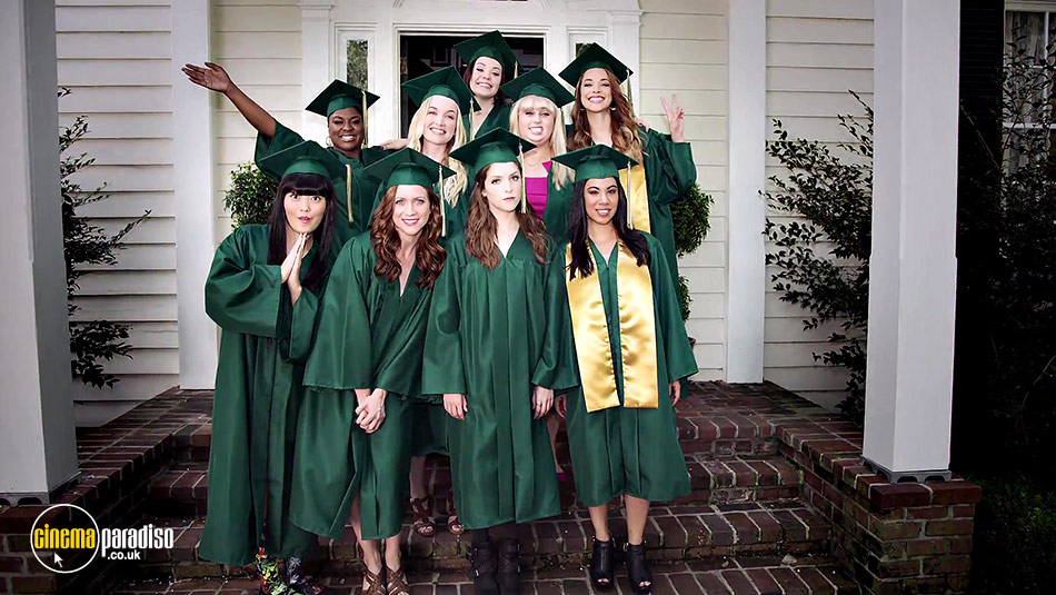 Pitch Perfect 3 online DVD rental