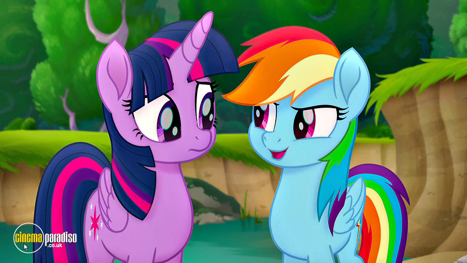 My Little Pony: The Movie (aka My Little Pony) online DVD rental