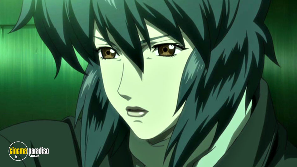 Ghost in the Shell: Stand Alone Complex: 2nd Gig: Vol.5 online DVD rental