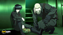 A still #2 from Ghost in the Shell: Stand Alone Complex: 2nd Gig: Vol.5 (2004)