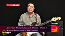 A still #3 from American Blues Guitar in 6 Weeks: Week 5 - Jimi Hendrix (2011)