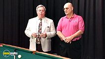 A still #13 from Play Better Pool: Mastering the Basics (2008)