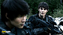 A still #8 from The 100: Series 4 (2017)