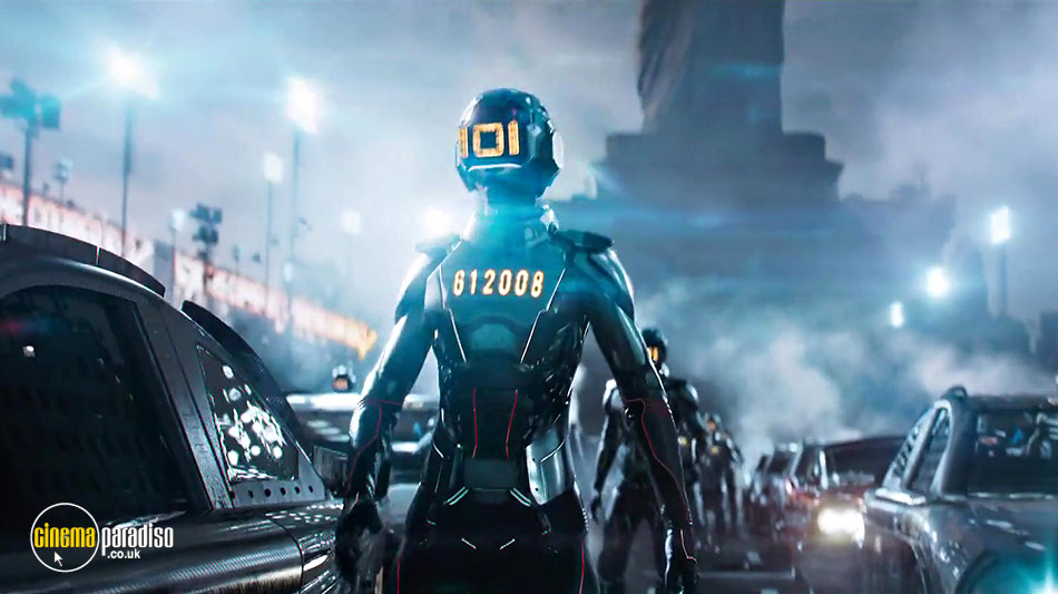 Ready Player One online DVD rental