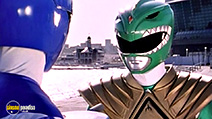 A still #9 from Mighty Morphin Power Rangers: Series 2 (1995)
