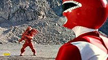 A still #1 from Mighty Morphin Power Rangers: Series 2 (1995)