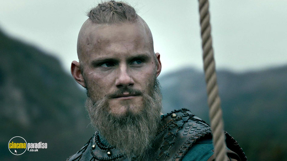 Vikings: Series 4: Part 2 online DVD rental