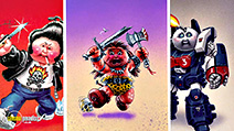 A still #3 from 30 Years of Garbage: The Garbage Pail Kids Story (2016)