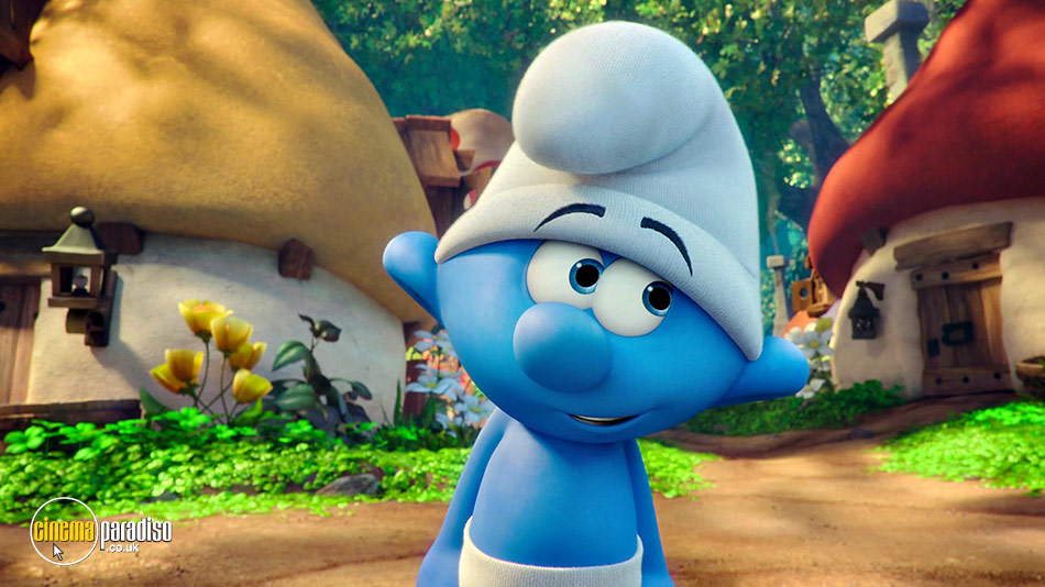 Smurfs: The Lost Village (aka Get Smurfy / The Smurfs 3) online DVD rental