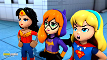 A still #9 from Lego DC Super Hero Girls: Brain Drain (2017)