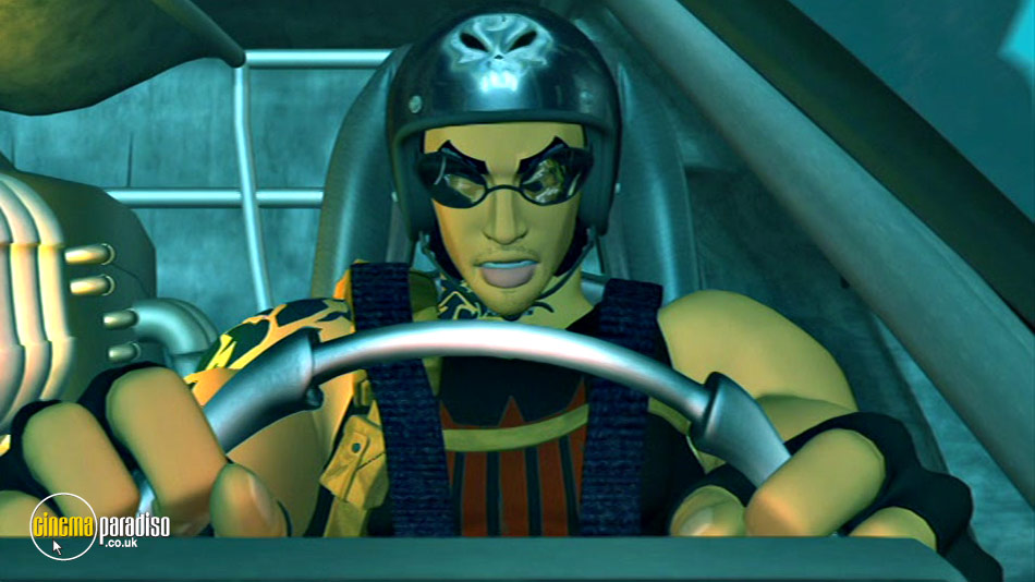 Hot Wheels: AcceleRacers: The Speed of Silence online DVD rental
