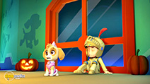 A still #2 from Paw Patrol: Halloween Heroes (2017)