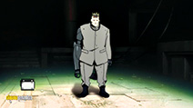 A still #43 from Ghost in the Shell: Stand Alone Complex: 2nd Gig: Vol.6 (2004)