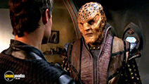 A still #8 from Babylon 5: The Legend of The Rangers (2002)