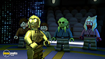 A still #19 from Lego Star Wars: The Yoda Chronicles (2013)