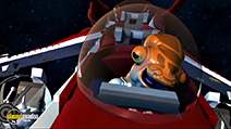 A still #20 from Lego Star Wars: The Yoda Chronicles (2013)