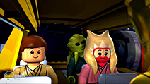 A still #23 from Lego Star Wars: The Yoda Chronicles (2013)