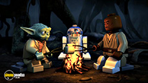 A still #24 from Lego Star Wars: The Yoda Chronicles (2013)