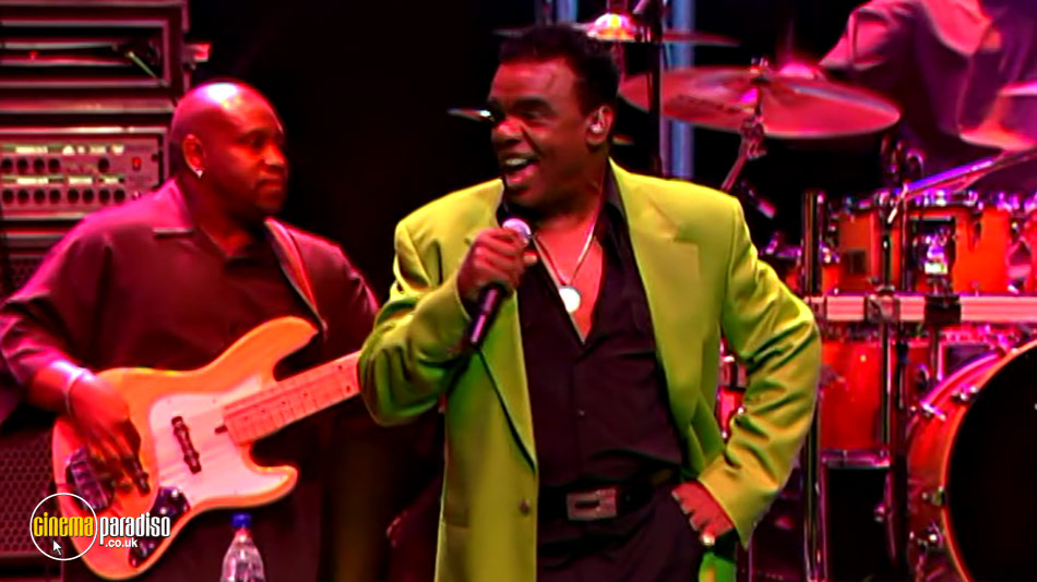 The Isley Brothers: Summer Breeze: Greatest Hits Live online DVD rental