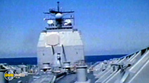A still #43 from The West's Fighting Ships (2006)
