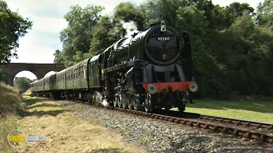Steaming Around Britain (aka Steaming Around Britain: London and the South East) online DVD rental