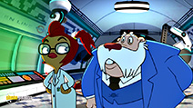 A still #3 from Danger Mouse: Merry Christmouse (2016)
