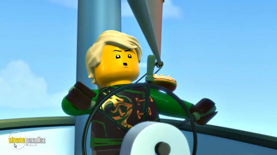 Lego Ninjago: Masters of Spinjitzu: Series 6 (aka Lego Ninjago - Masters Of Spinjitzu: Skybound) online DVD rental