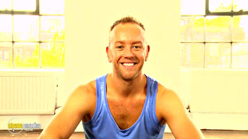 Daniel Whiston's Dance Fit online DVD rental