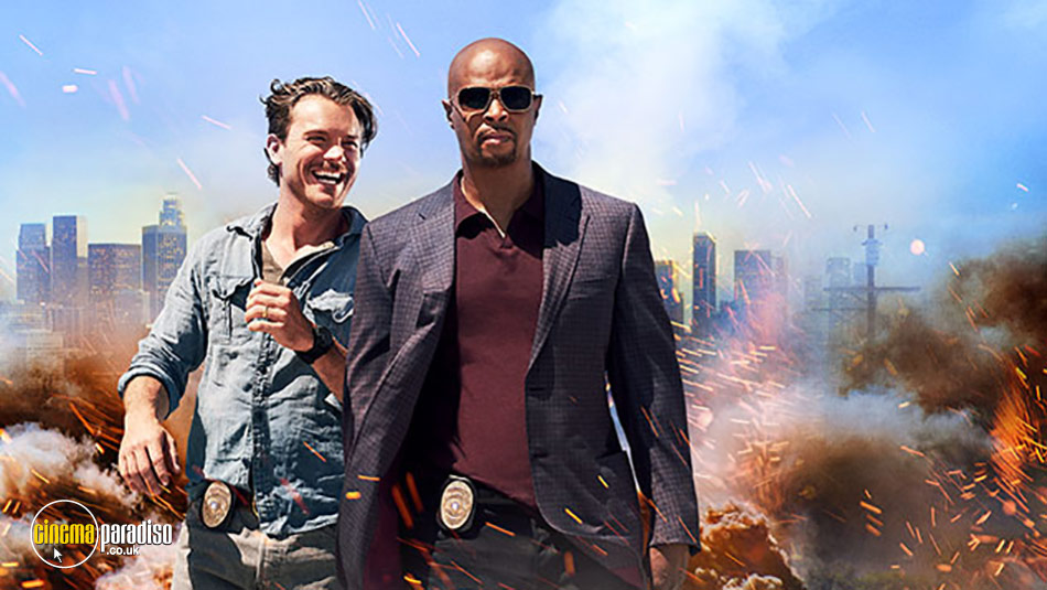 Lethal Weapon: Series 1 online DVD rental