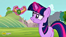 A still #9 from My Little Pony: Friendship Is Magic: The Crystal Empire (2012)