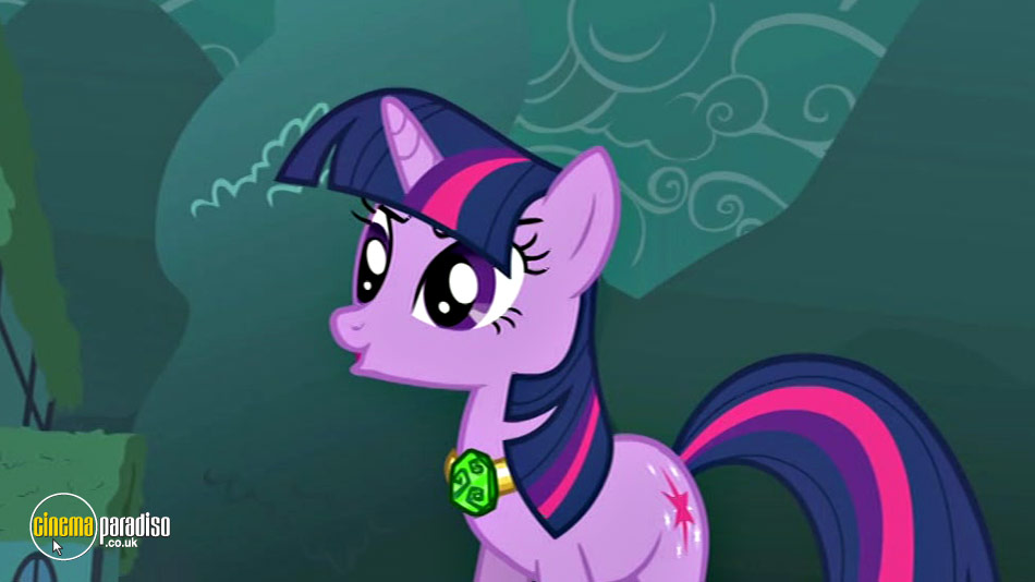 My Little Pony: Friendship Is Magic: The Crystal Empire online DVD rental