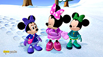 A still #42 from Mickey Mouse Clubhouse: Minnie's Winter Bow Show (2016)