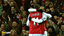 A still #9 from Arsenal FC: Robin Van Persie: 100 Goals (2011)