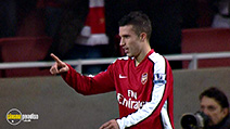 A still #8 from Arsenal FC: Robin Van Persie: 100 Goals (2011)