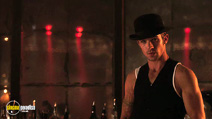 A still #23 from Burlesque with Cam Gigandet