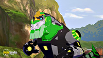 A still #42 from Transformers: Robots in Disguise: Rumble in the Jungle (2015)