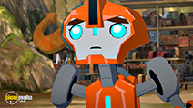 A still #41 from Transformers: Robots in Disguise: Rumble in the Jungle (2015)