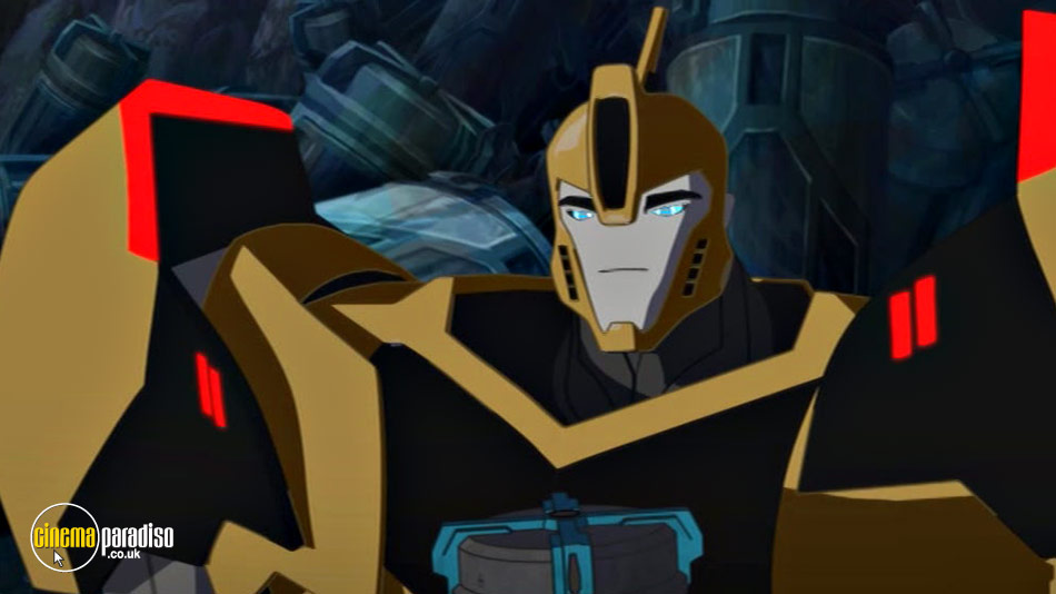 Transformers: Robots in Disguise: Rumble in the Jungle online DVD rental
