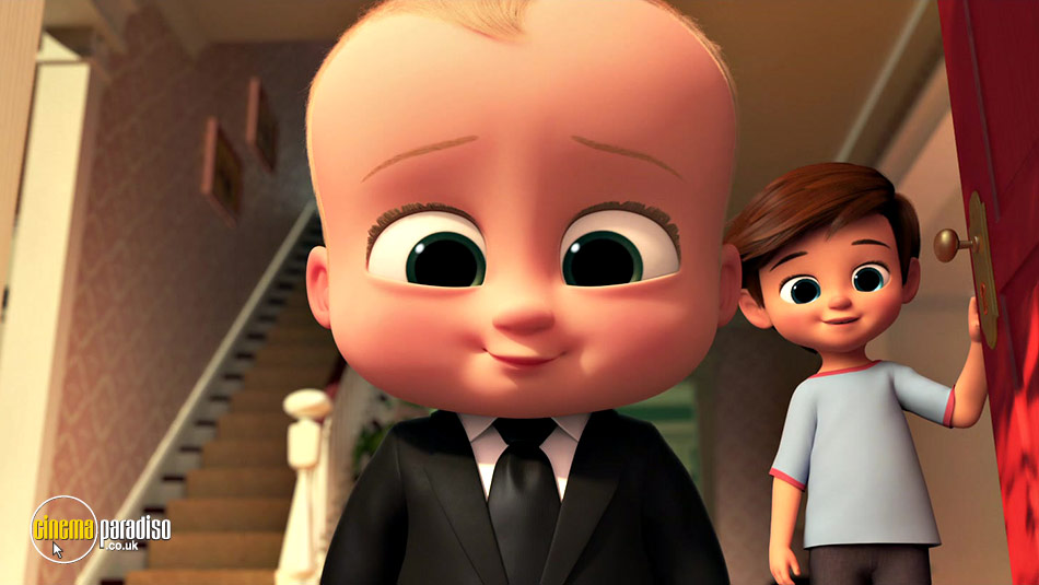 The Boss Baby online DVD rental