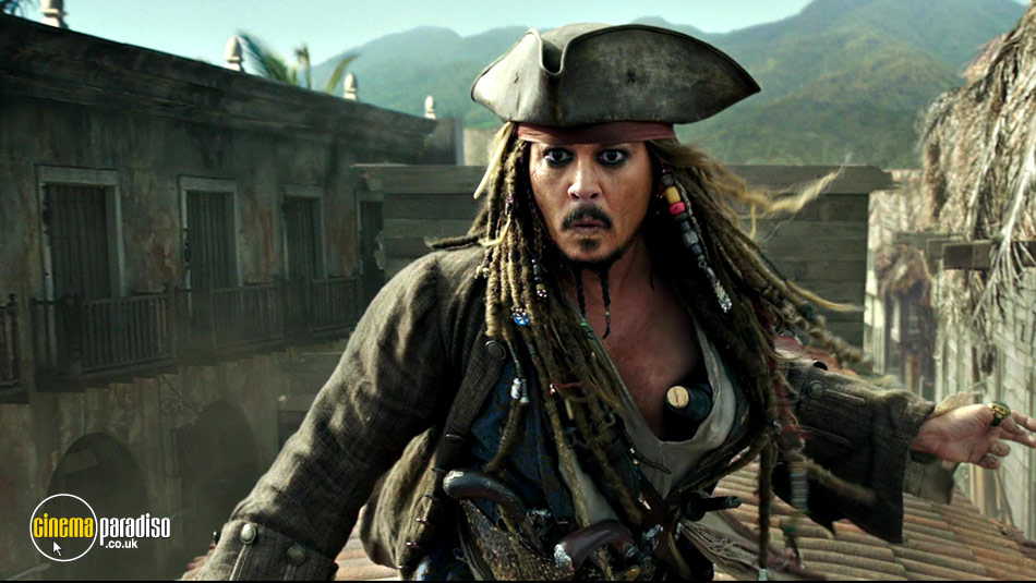 Pirates of the Caribbean: Salazar's Revenge (aka Pirates of the Caribbean 5 / Pirates of the Caribbean: Dead Men Tell No Tales) online DVD rental