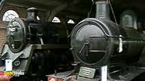 A still #24 from Best of British Steam: The Bluebell Railway (2002)