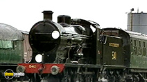 A still #22 from Best of British Steam: The Bluebell Railway (2002)
