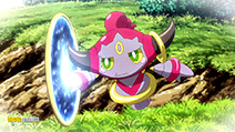 A still #39 from Pokemon the Movie: Hoopa and the Clash of Ages (2015)