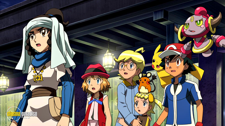 Pokemon the Movie: Hoopa and the Clash of Ages (aka Pokemon za mûbî XY: Ringu no choumajin Fûpa) online DVD rental