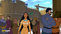 A still #46 from Pocahontas 2: Journey to a New World (1998)