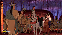 A still #44 from Pocahontas 2: Journey to a New World (1998)