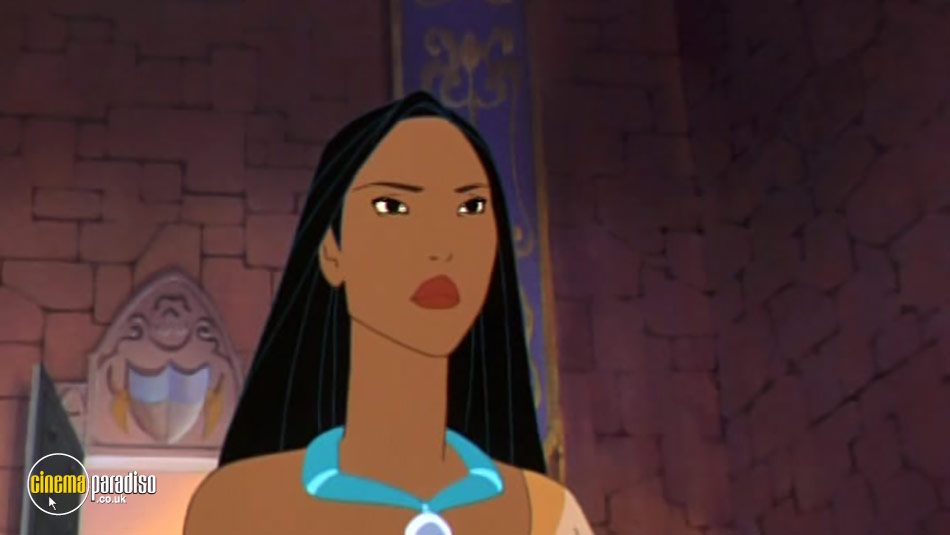Pocahontas 2: Journey to a New World online DVD rental