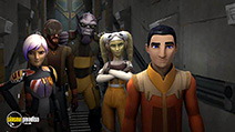 A still #37 from Star Wars Rebels: Series 3 (2016)