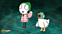 A still #1 from Sarah and Duck: Constable Quack and Other Stories (2017)