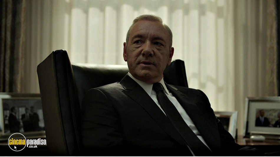 House of Cards: Series 5 online DVD rental